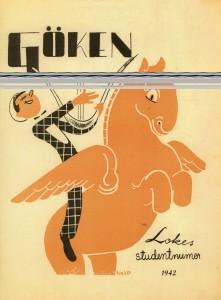 RLGöken litterära gymngöreningen 1942